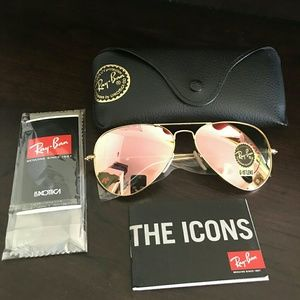 RAY-BAN AVIATOR 100% AUTHENTIC